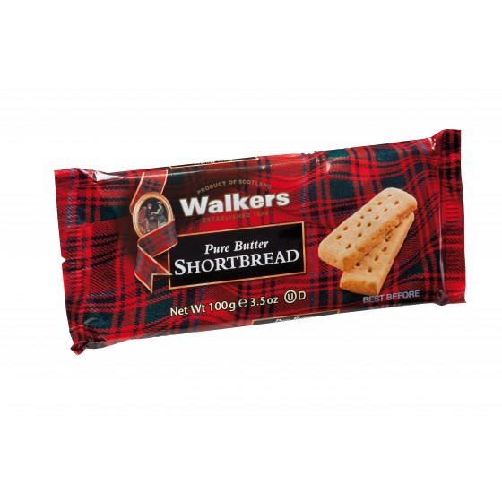 Shortbread fingers pack 100 g