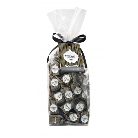 Pralinés dulces de chocolate negro 200 g