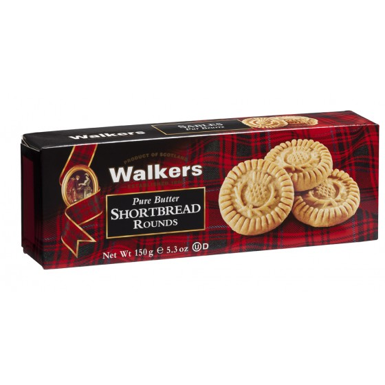 Shortbread Rounds 150 g