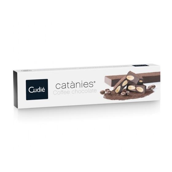 Turrón de Catànies Coffe y Chocolate  200 g