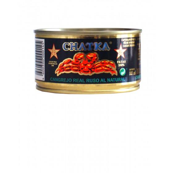 Cangrejo real ruso 100% patas 121 g