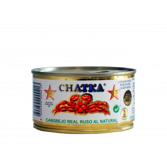 Cangrejo real ruso 60% patas y carne desmigada 121 g