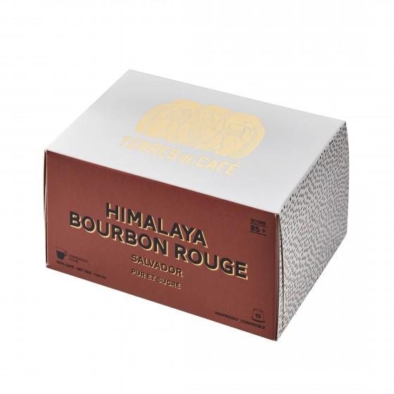 Himalaya Bourbon Rouge - El Salvador  | 10 cápsulas