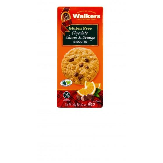 Biscuits de naranja con trozos de chocolate -  Sin gluten 150 g
