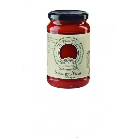 Salsa de tomate para pizza 340 g