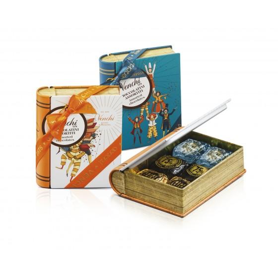 Mini libros de surtido Chocaviar 115 g