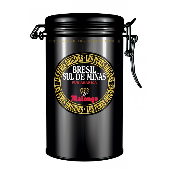 Café puro de Brasil 250 g
