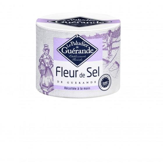 Flor de sal de Guérande 125 g