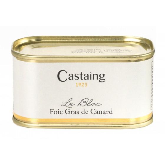 Le Bloc. Bloc de foie gras de pato 88 %  130 gr