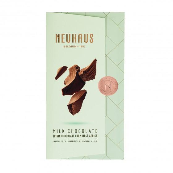 Tableta de chocolate con leche (32% cacao) de África 100 g