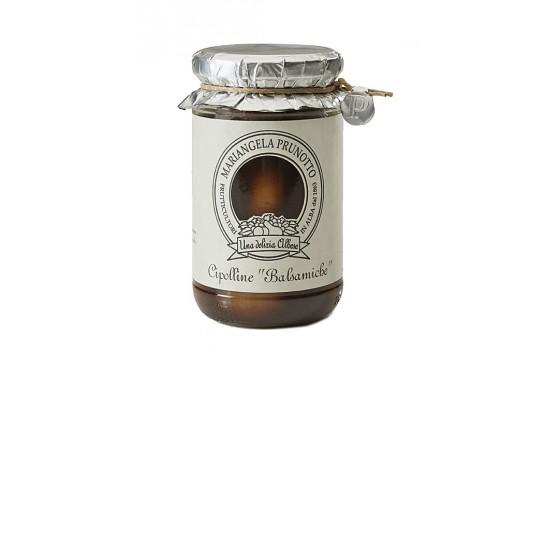Cebollas en aceto balsámico de Módena 300 g
