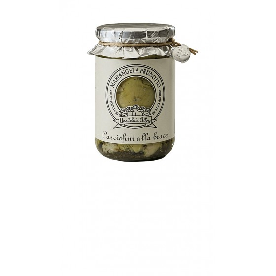 Alcachofas a la brasa 320 g