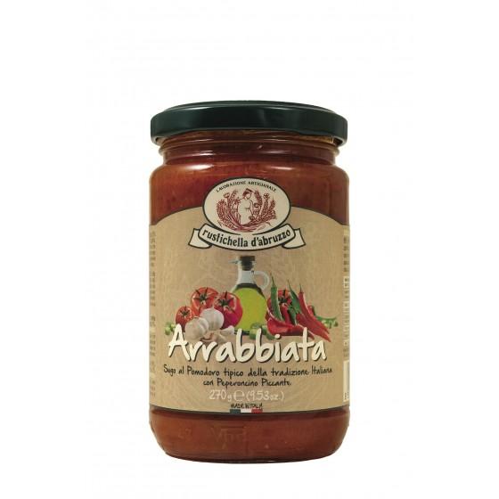 Salsa de tomate y guindilla 270 g