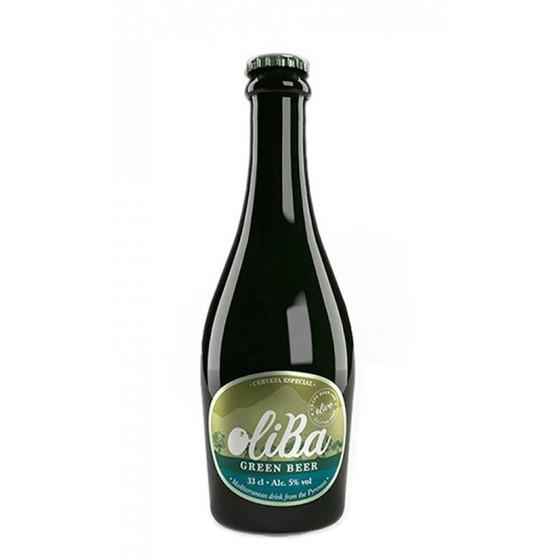 Cervesa Oliba Green Praga 33 cl