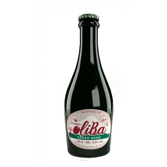 Cerveza Oliba Green Mis Raíces 33 cl