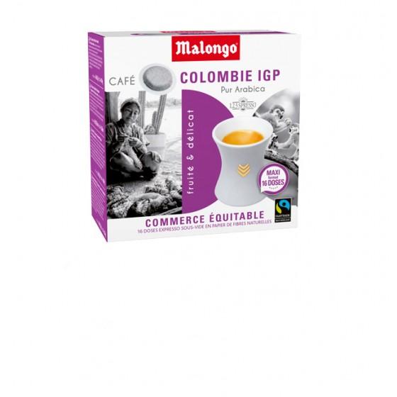 Café de Colombia monodosis
