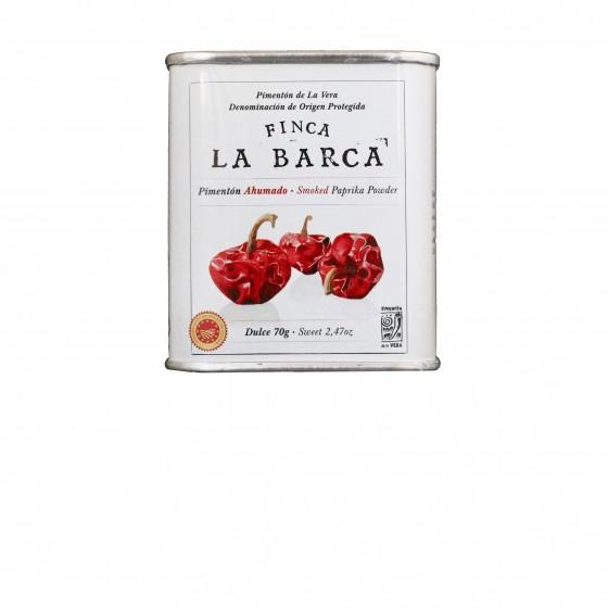 Pimentón de La Vera de la variedad Ñora  70 g