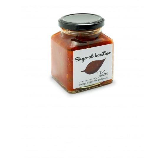 Salsa de albahaca 280 g