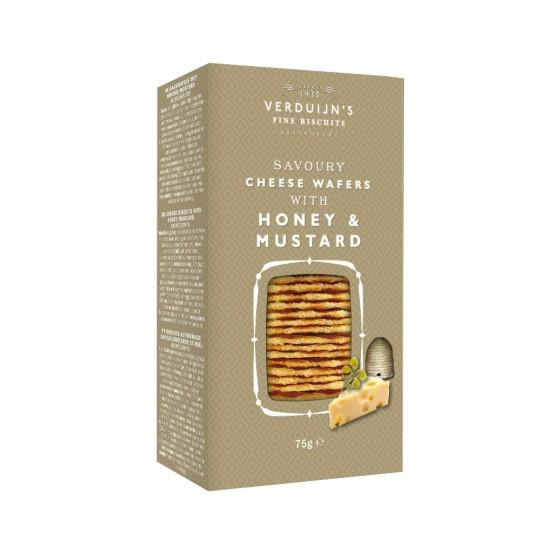 Wafers con queso, miel y mostaza 85 g
