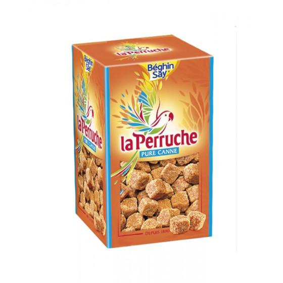 La Perruche. Terrones irregulares de azúcar moreno 250 g
