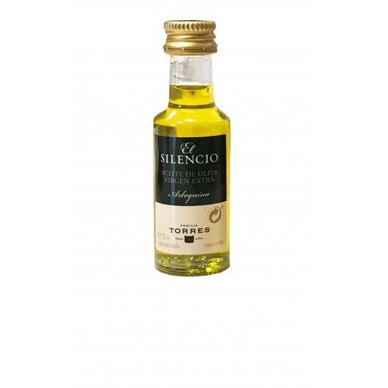 El Silencio | Aceite de Oliva Virgen Extra 100% Arbequina  20 ml