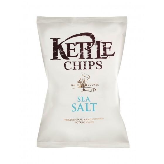 Patatas fritas con sal marina 40 gr