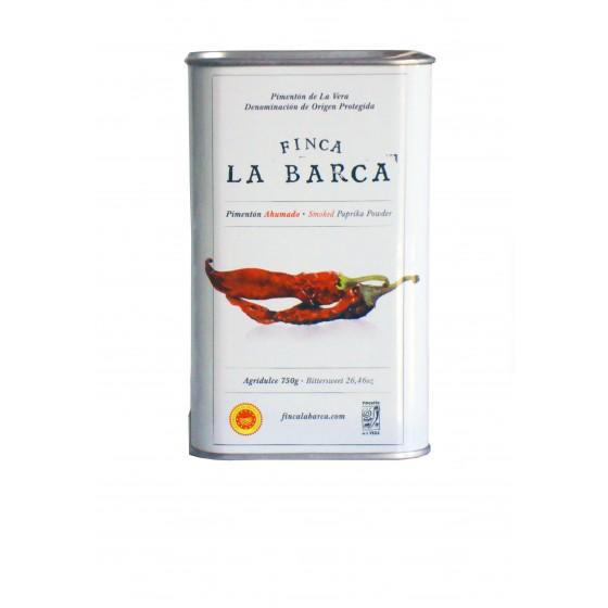 Pimentón de La Vera agridulce (Jaranda) 750 g