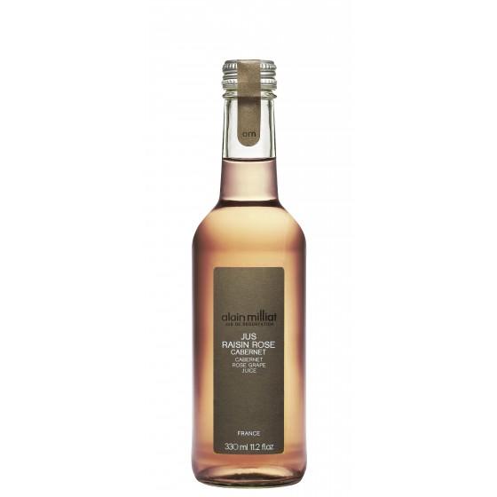 Zumo de uva Cabernet (Rosado)  33 cl