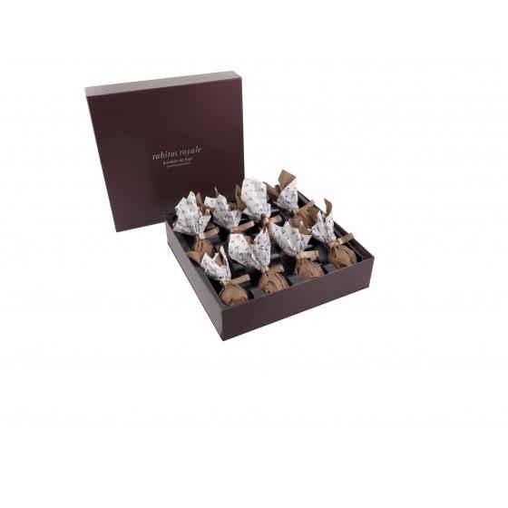 Rabitos Royale Chocolate con Leche 142 g