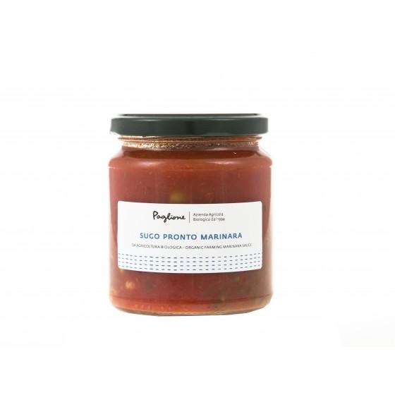 Salsa de tomate Marinara 314 gr