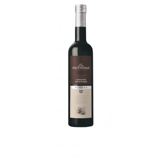 La Oscuridad | Vinagre tinto de Cabernet Sauvignon 50 cl