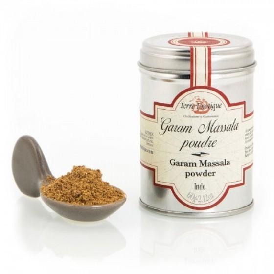 Garam Massala molida 60 g