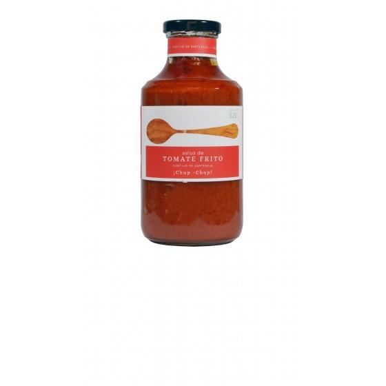 Salsa de tomate frito gourmet 520 g