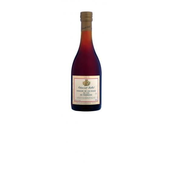 Vinagre de vino tinto al zumo de frambuesa 50 cl