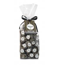 Mini trufas dulces de chocolate negro 200 gr