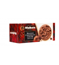 Biscuits con chips de chocolate belga 150 g