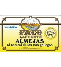Almejas al natural 10/12 pza - 115 g
