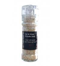 Sal de manantial con ajo 70 g
