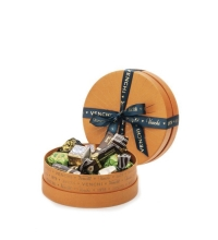 Caja  con surtido de Creminos, Chocaviar, Gianduiotti y Nougantine  200 g