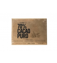 Alfajores de chocolate 70% Cacao Puro 260 g