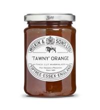 Mermelada Tawny de naranjas con triple cocción con trozos pequeños de piel de corte grueso 340 g