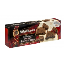 Shortbread Scottie dogs de chocolate 110 g
