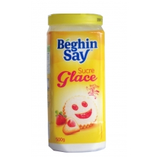 Glace. Azúcar glace tamizado 500 g