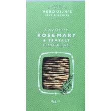 Crackers con romero y sal 85 g