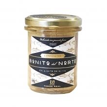 Bonito del norte en aceite de oliva 190 g
