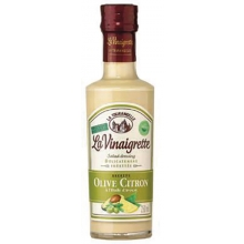 Vinagreta de aceite de oliva y limón 25 cl