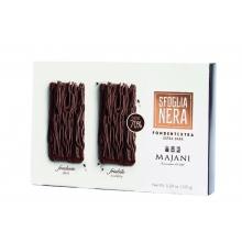 Sfoglia Nera Fondente Extra Dark 150 g
