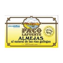 Almejas al natural 10/12 pza. 115 g