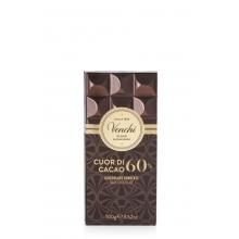 Tableta de chocolate extra amargo (60% cacao) 100 g