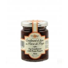 Condimento de higo con pimienta de Penja  90 g